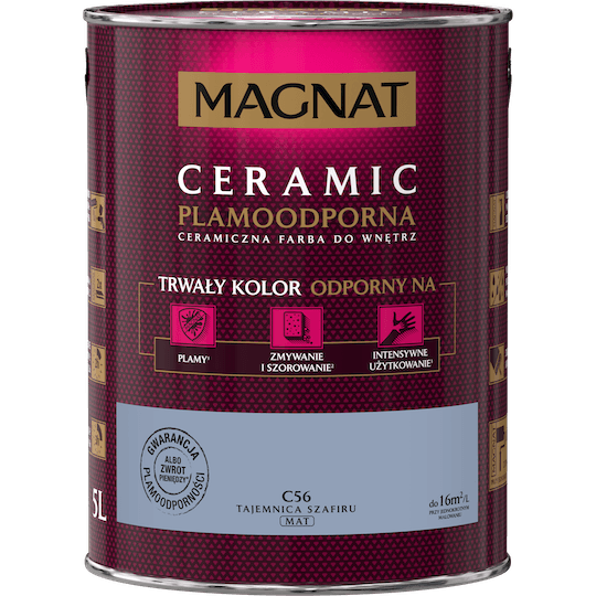 MAGNAT Ceramic tajemnica szafiru 5 L