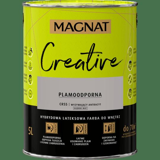 MAGNAT Creative wyzywający antracyt 5 L