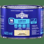 VIDARON Lakier Akrylowy bezbarwny 0,4L
