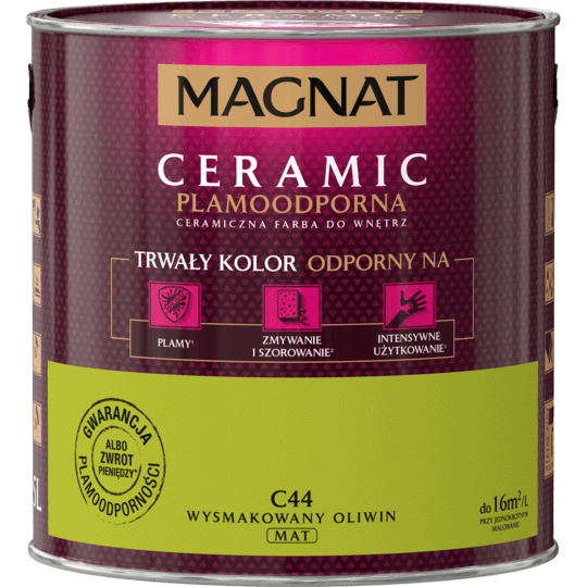 MAGNAT Ceramic wysmakow oliwin C44 2,5L