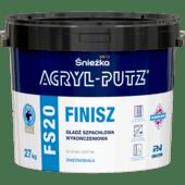 ŚNIEŻKA Acryl-Putz® FS20 Finisz