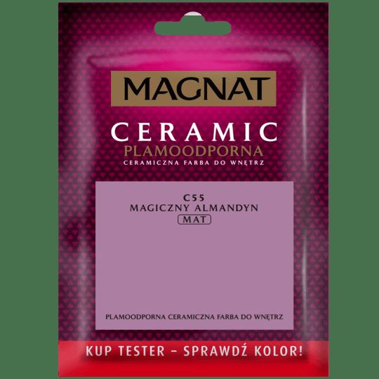 MAGNAT Ceramic - Tester Do Malowania magiczny almandyn 0,03 L