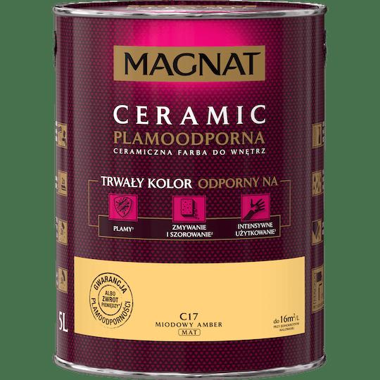 MAGNAT Ceramic miodowy amber 5 L