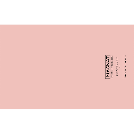 MAGNAT Ceramic Care Kolor do testowania różowy diament 1 szt