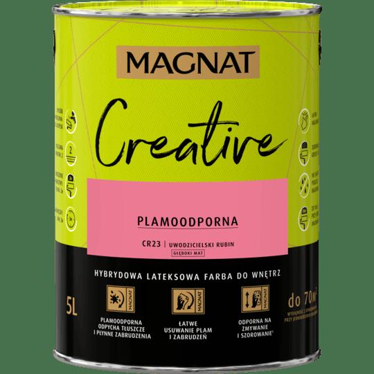 MAGNAT Creative uwodzicielski rubin 5 L