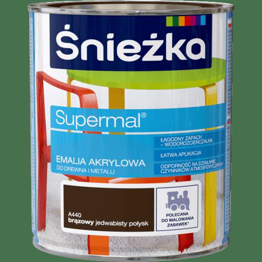 Śnieżka Supermal Acrylic Enamel