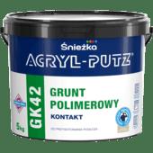 ŚNIEŻKA Acryl-Putz® GK42 Grunt Polimerowy Kontakt