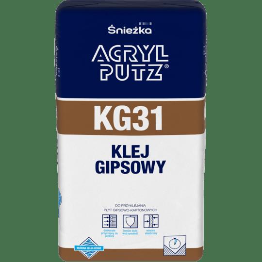 ŚNIEŻKA Acryl-Putz® KG31 Klej Gipsowy  20 kg