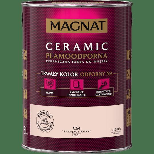 MAGNAT Ceramic czarujący kwarc C64 5L