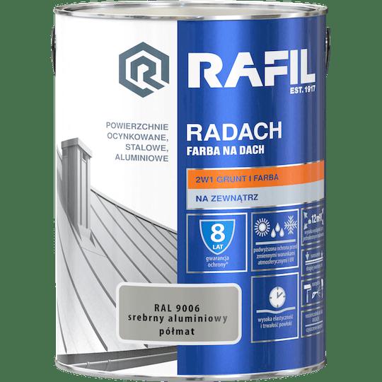 Rafil Radach RAL9006