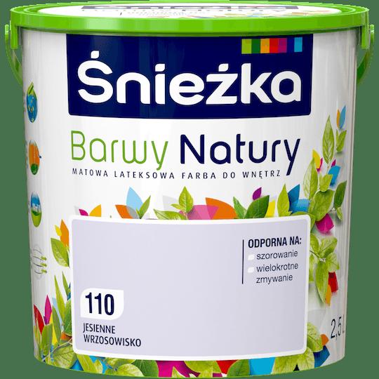 ŚNIEŻKA Barwy Natury jesienne wrzosowisko 2,5 L