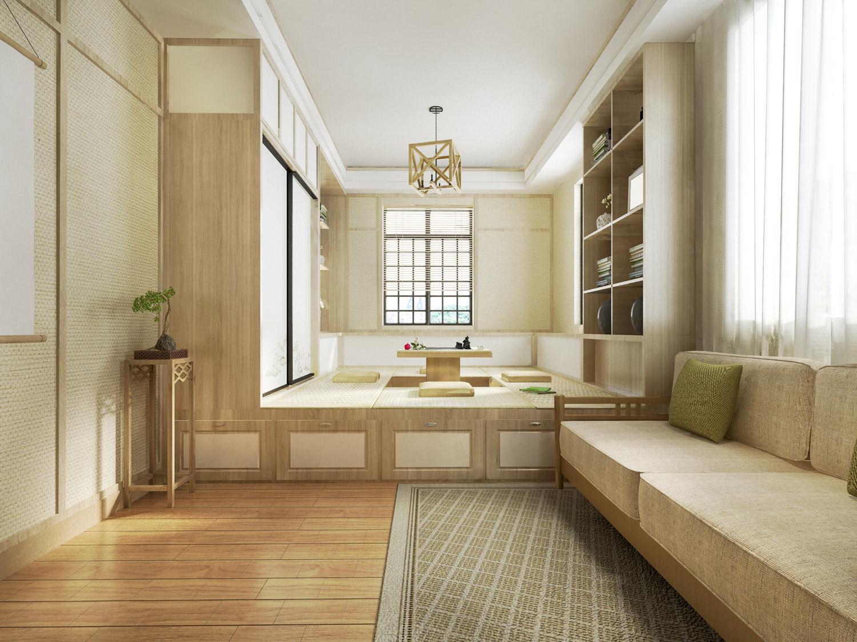 Jak urządzić salon w stylu japońskim?