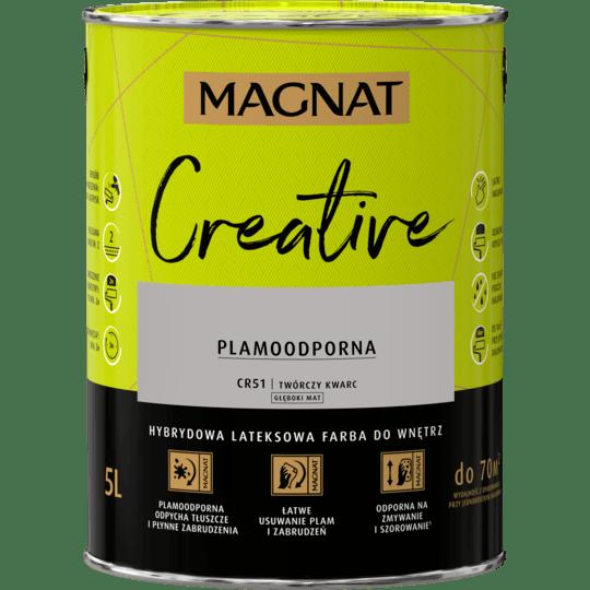 MAGNAT Creative twórczy kwarc 5 L