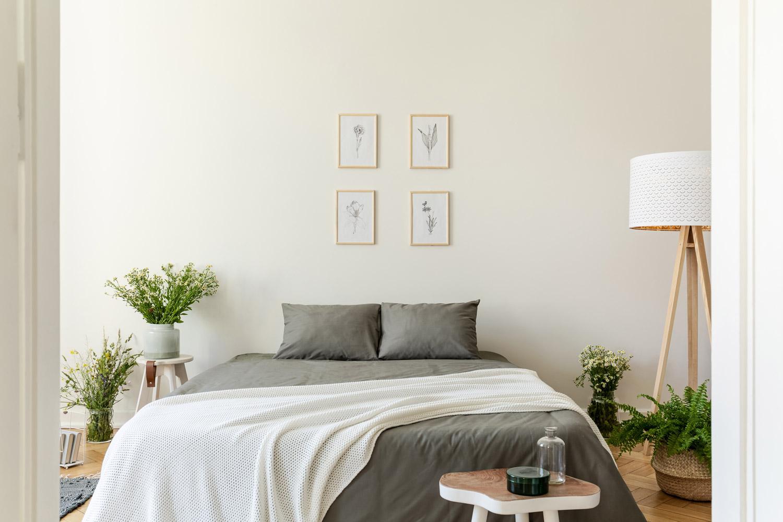 W których pomieszczeniach sprawdzi się waniliowy kolor ścian?