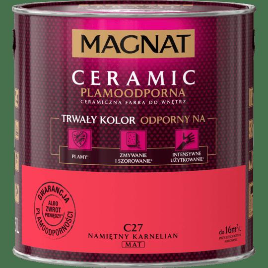 MAGNAT Ceramic namięt karnelian C27 2,5L