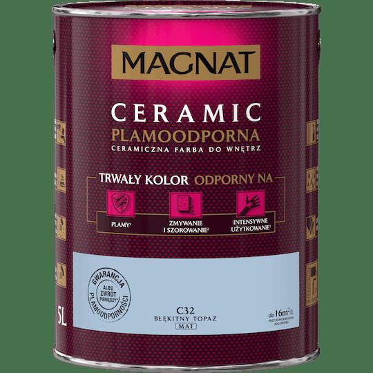 Magnat Ceramic light blue topaz 5 L
