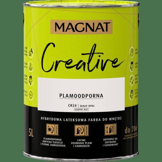MAGNAT Creative biały opal 5 L
