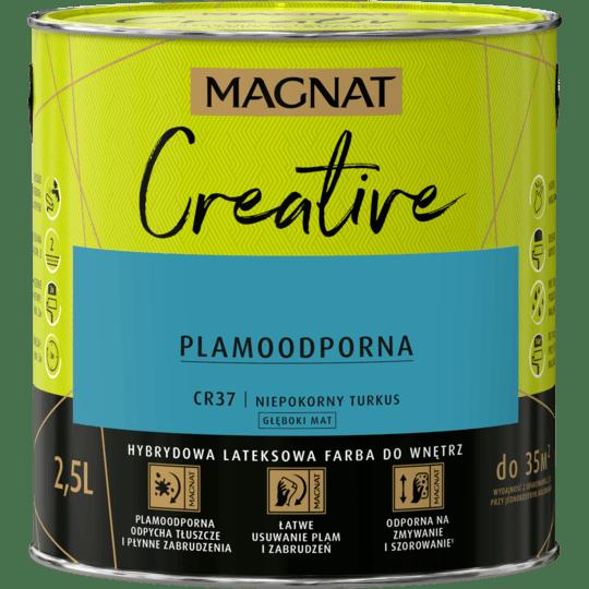 MAGNAT Creative niepokorny turkus 2,5 L