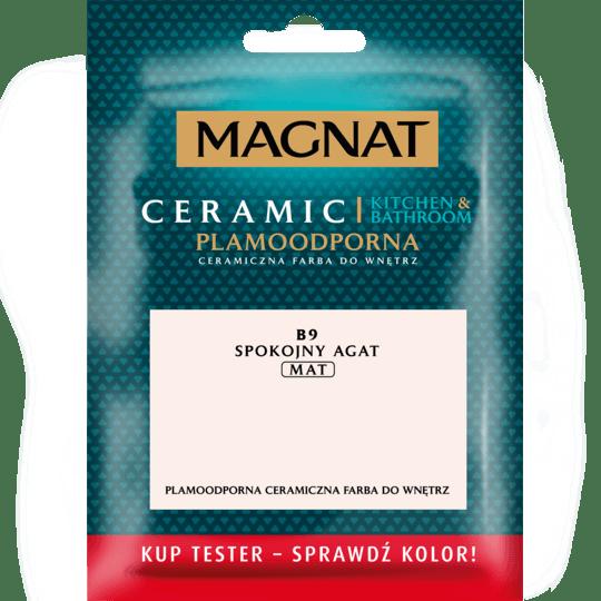 MAGNAT Ceramic Kitchen&Bathroom Tester spokojny agat 0,03 L
