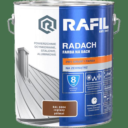 Rafil Radach RAL8004