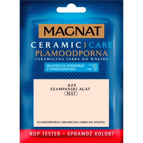 MAGNAT Ceramic Care Tester szampański agat 0,03 L
