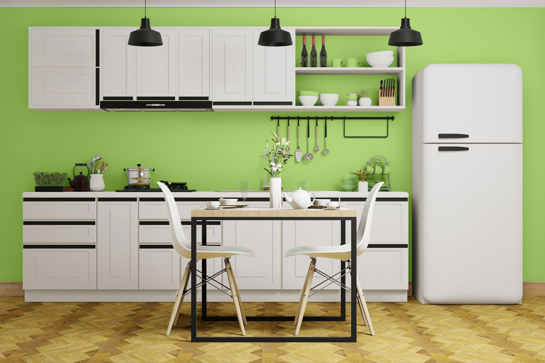 MAGNAT Ceramic Kitchen&Bathroom B20 ożywczy malachit
