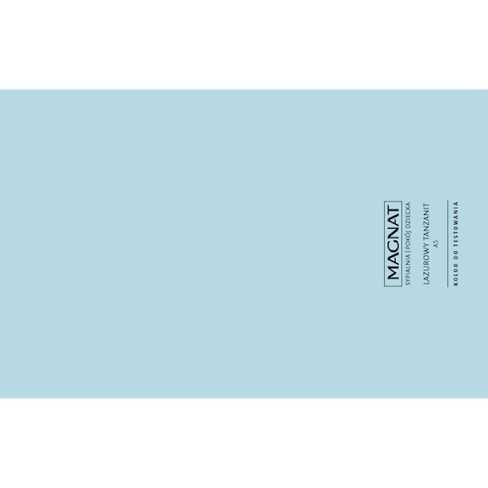 MAGNAT Ceramic Care Kolor do testowania lazurowy tanzanit 1 szt