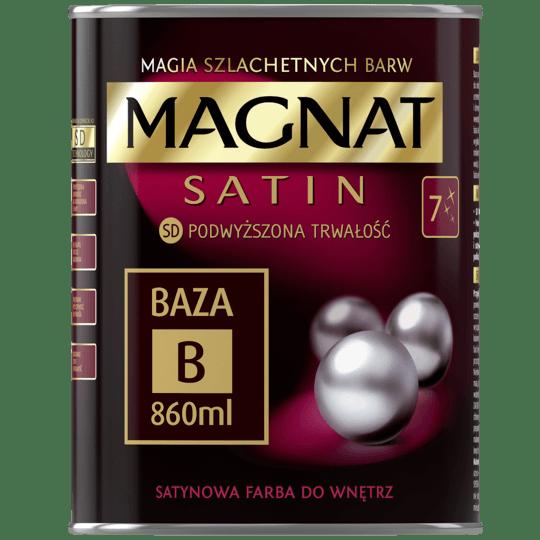 Magnat Satin база B белый 0,86 л