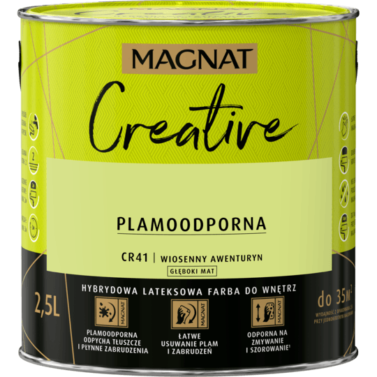 MAGNAT Creative wiosenny awent CR41 2,5L