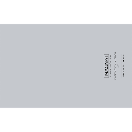 MAGNAT Ceramic Care Kolor do testowania kryształowy chalcedon 1 szt