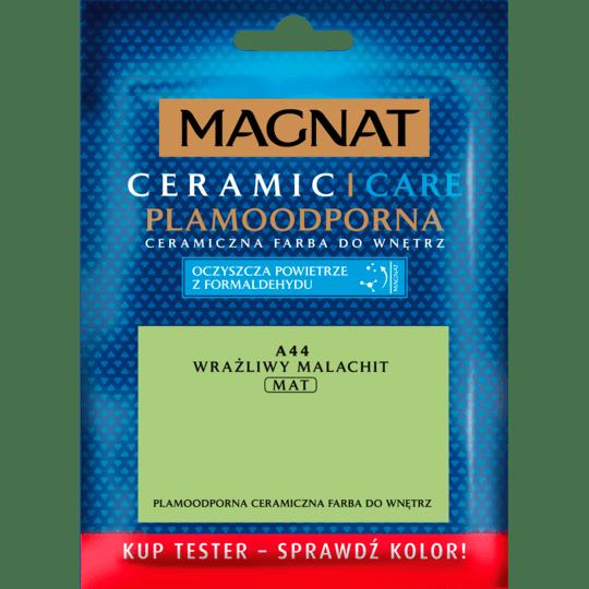 MAGNAT Ceramic Care Tester wrażliwy malachit 0,03 L