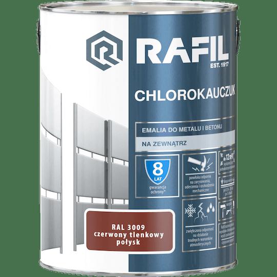 Rafil  Эмаль Хлоркаучуковая RAL3009