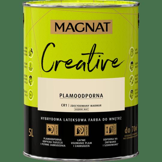 Magnat Creative уверенный мрамор 5 Л