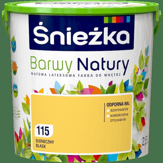 ŚNIEŻKA Barwy Natury słoneczny blask 2,5 L