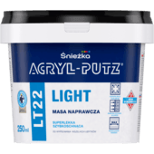 Acryl Putz LT22 Light