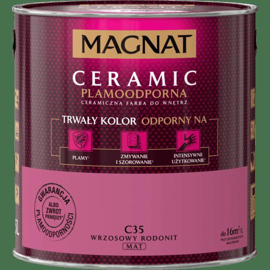 MAGNAT Ceramic wrzosowy rodonit C35 2,5L