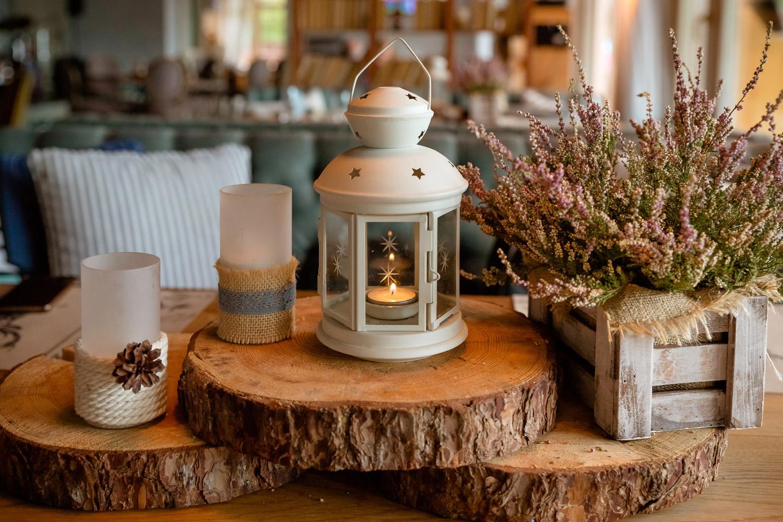 Plastry drewna – inspiracje do ogrodu