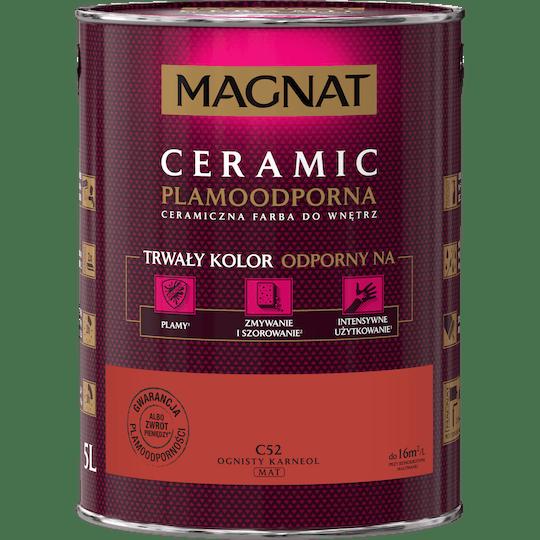 Magnat Ceramic fiery carnelian 5 L