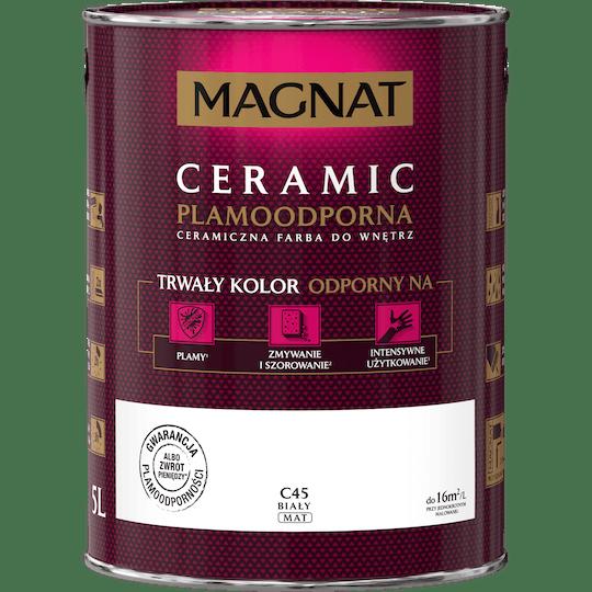 MAGNAT Ceramic biały 5 L