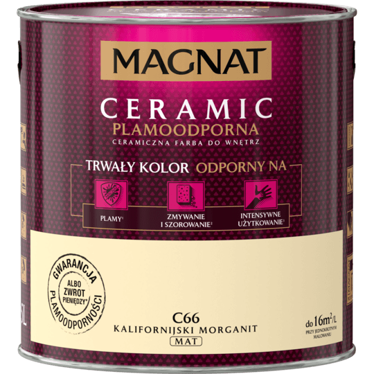 MAGNAT Ceramic kalifornijski morganit 2,5 L