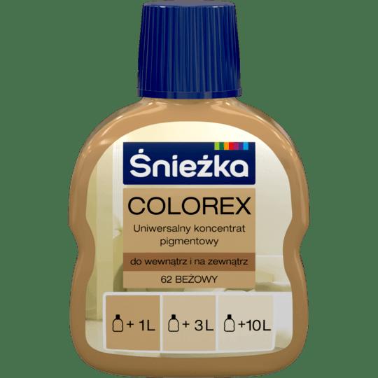 Śnieżka Colorex beżowy 0,1 л