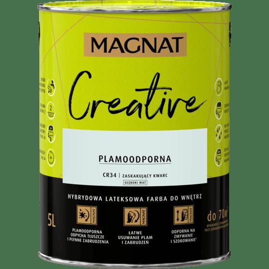 MAGNAT Creative zaskakujący kwarc 5 L