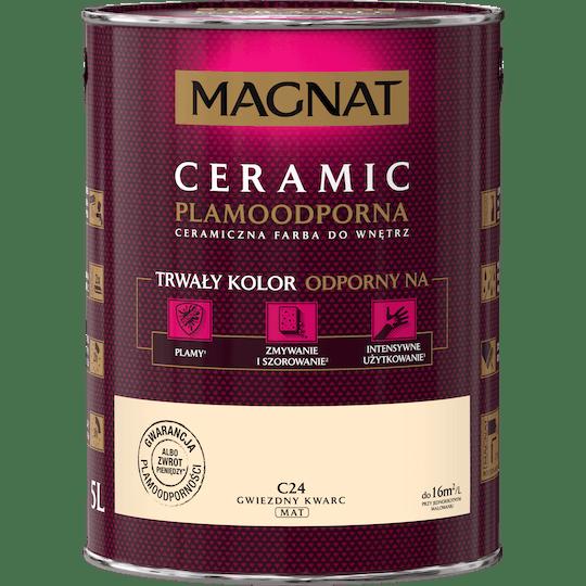 MAGNAT Ceramic gwiezdny kwarc 5 L