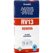 ŚNIEŻKA Acryl-Putz® RV13 Renova