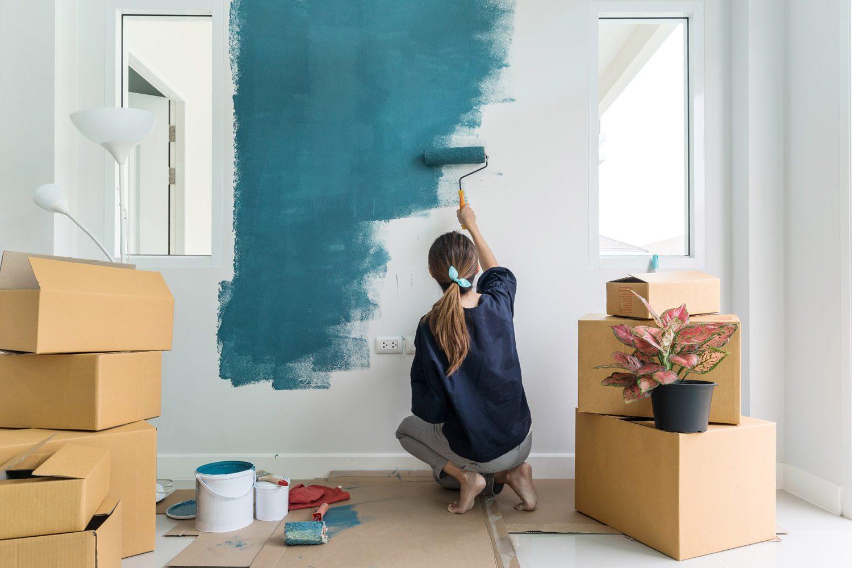 Farba lateksowa a akrylowa
