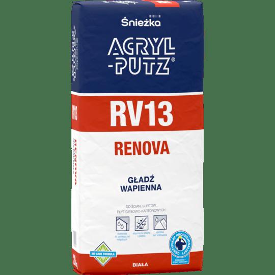 ŚNIEŻKA Acryl-Putz® RV13 Renova  20 kg