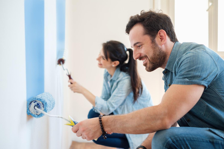 Jak wybrać wałek do malowania ścian?