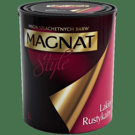 Magnat Style Лак Pустикальный бесцветный