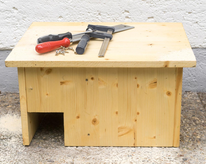 Projekt i materiały do zbudowania domku dla jeża