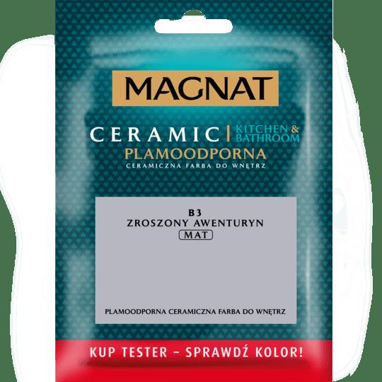 MAGNAT Ceramic Kitchen&Bathroom Tester zroszony awenturyn 0,03 L